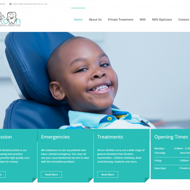 New Town Dental Case Study