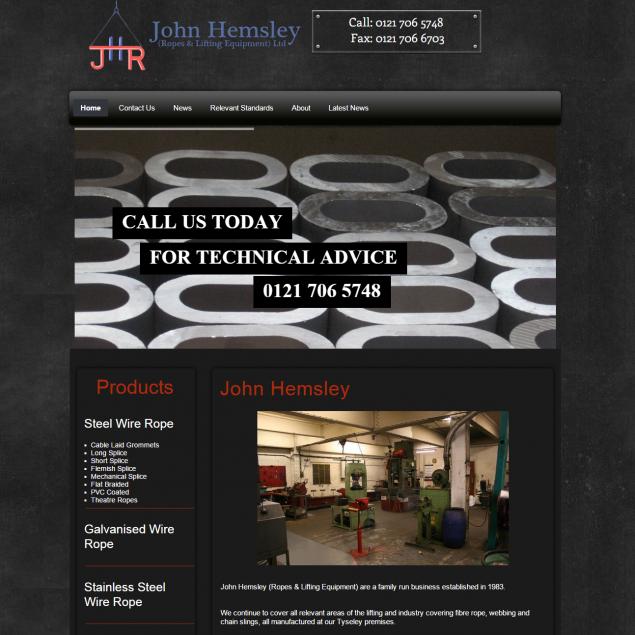 Johnhemsley.co.uk