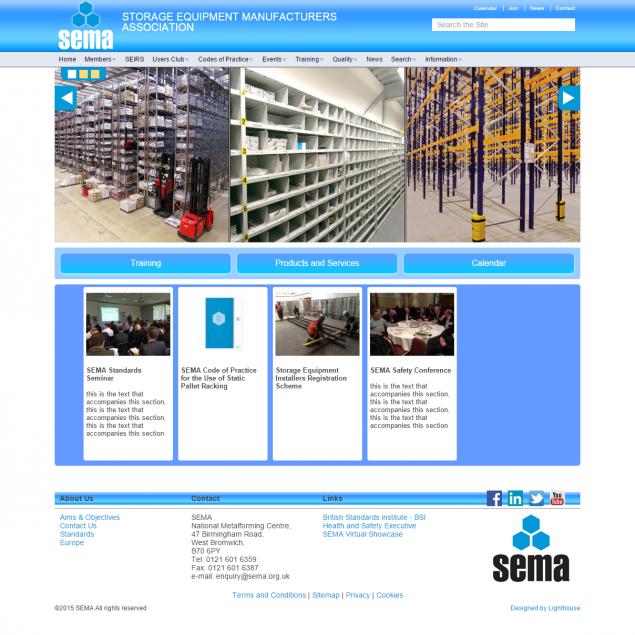 Sema.org.uk